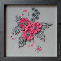 Picture, pictures, graphic Quilling: Whip up ....  Paper.  Photo 5