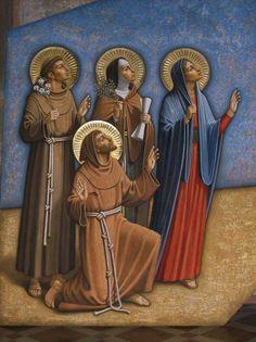 santi St Francisco, Vintage Mason Jars, Miss Mary, Francis Of Assisi, Catholic Art, My Images, Princess Zelda, Saint Francis, Padova