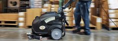 Why is the auto scrubber the best, most efficient way to keep floors clean?