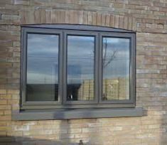 Our aluminium casement windows are supplied & installed in the Thame, Oxford, Aylesbury & Bicester area. Affordable windows built to last. Call us today. Grey Windows, Wooden Windows, Front Windows, Casement Windows, House Windows, House Window Design, Door Design, Exterior Design, House Design