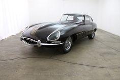 1961 Jaguar XKE Fixed Head Coupe