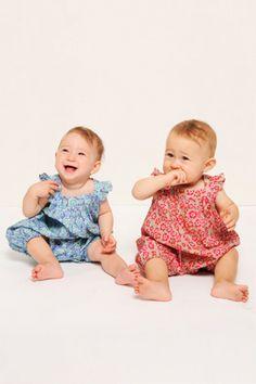 Anais & I Baby Olivia Overall