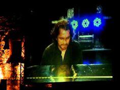 Yanni en Panamá Viejo 2 - Standing in Motion Ruins, Concert