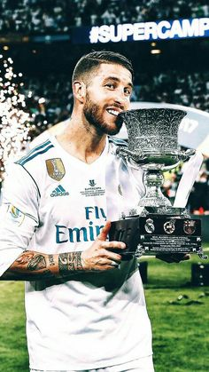 Sergio Ramos Body, Real Madrid Crest, Heart Real, Cristiano Ronaldo, Europe, Football, Games, Movie Posters, Fictional Characters