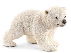 Schleich Polar Bear Cub Walking Schleich http://www.amazon.co.uk/dp/B00GVTCHOQ/ref=cm_sw_r_pi_dp_2fxkub0DE1YAS