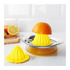 IKEA - SPRITTA, Citrus squeezer, You can squeeze any type of citrus fruit by changing the different inserts.