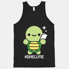 Shellfie   HUMAN   T-Shirts, Tanks, Sweatshirts and Hoodies