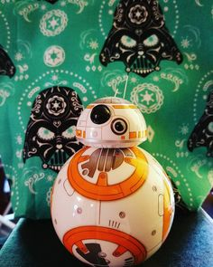 125/366 Ball Gotta love this little Droid on Star Wars Day! #fmsphotoaday #fms_ball #maythefourthbewithyou #starwars #bb8