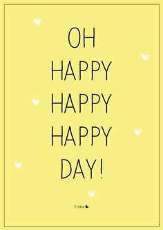Happy day | Elske | www.elskeleenstra.nl