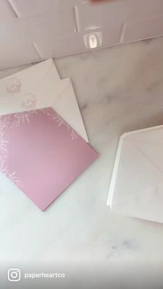 Envelope liners are the perfect addition to your envelopes, giving a little nod to the beauty of the staitonery they are about to see. Custom Stationery, Stationery Design, Custom Invitations, Envelope Liners, Envelopes, Paper, Beauty, Etsy, Stationary Design
