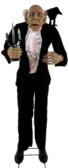 Deluxe Metal Freddy Krueger Glove My Steampunk idea Pinterest - life size halloween decorations
