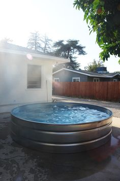 Galvanized On Pinterest Galvanized Metal Galvanized Tub And Swimming Pools