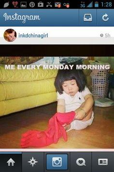 Lmao, i hate mornings, workers be like