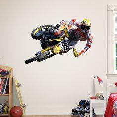 Travis Pastrana Action - Motocross - Action Sports