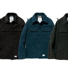WTAPS VISUALUPARMORED / DELIVERY ( FEATURE )