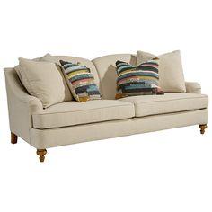Magnolia Home Ironworks Sofa Unique Details That Are All
