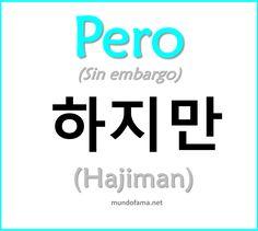 Resultado de imagen para coreano Korean Words Learning, Korean Language Learning, Learn A New Language, How To Speak Korean, Learn Korean, Learn Hangul, Korean Phrases, Korean Lessons, Word Sentences