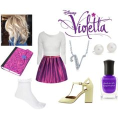Designer Clothes, Shoes & Bags for Women Violetta Outfits, Ariana Grande Outfits, Jane Norman, Tv Actors, Fashion Hacks, Fashion Tips, What To Wear, Female Outfits, Cute Outfits