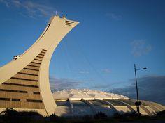 olympic stadium | Flickr - Photo Sharing!