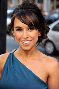 Lacey Chabert. Hair Love!