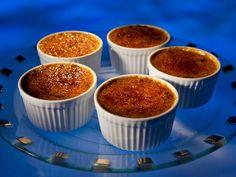 Guy Fieri's Pumpkin Pie Creme Brulee  #Thanksgiving #ThanksgivingFeast #Dessert