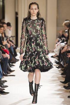Giambattista Valli Autumn/Winter 2017 Ready-to-wear Collection   British Vogue