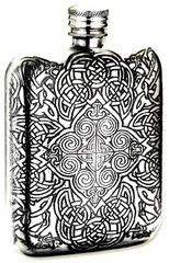 Handcrafted Pewter Flask from Alchemy of England. . . Timeless. . . $85