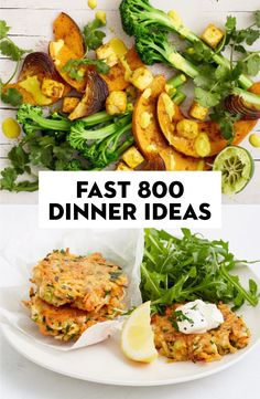 Fast Food Diet, Healthy Diet Recipes, Vegetarian Recipes, Fast Recipes, Clean Eating Meal Plan, Clean Eating Recipes, 800 Calorie Meal Plan, Food Tasting, Baked Chicken Recipes