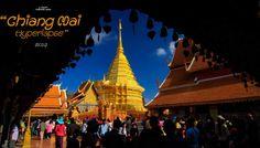 Chiang Mai Hyperlapse 2014