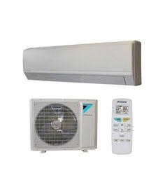 Daikin FTXV25AB/RXV25AB Inverter, 9000 BTU răcire rapidă cu eficiență maximă, timer on-off, hot start, X-Fan, clasa A+, funcționare silențioasă a unității exterioare și interioare. Washing Machine, Home Appliances, House Appliances, Appliances