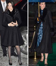 Duchess Kate, Duchess Of Cambridge, Princess Sofia Of Sweden, Princess Diana, Swedish Royals, British Royals, Kate Dress, Kate And Meghan, Royal Fashion