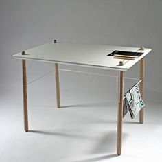 Bump desk by Emilie Stahl Carlsen