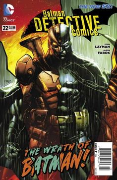 Detective Comics Meet the Wrath. In Gotham City, he's the anti-Batman, and the body count is about to shoot through the roof. Dc Comics, Batman Comics, Dragon Ball Z, The New 52 Batman, Batman Detective Comics, Hq Dc, Batman Comic Books, Marvel E Dc, Dc Characters