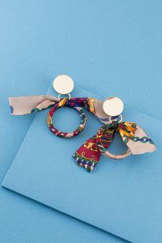 Marissa Earrings | Tan $14