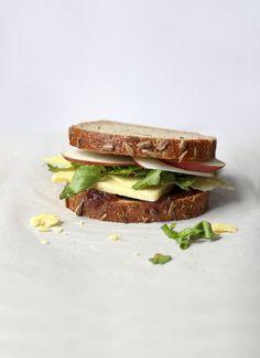Ploughman's Sandwich | Get the recipe for Ploughman's Sandwich.