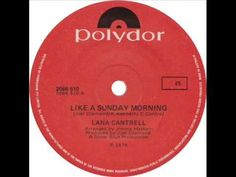 "Lana Cantrell - ""Like A Sunday Morning"""