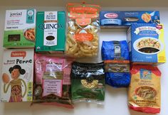 Gluten-free pasta options have gone from obscure to everywhere.We rounded…
