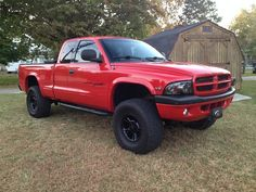 2000 Dodge Dakota Sport V8 Magnum 116 X Miles Lifted 3 Inches