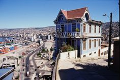 Valparaiso, Chile - homeland de mi mamacita!