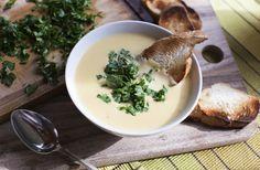 Sajtkrém leves 20 perc alatt Cheese soup in 20 minutes