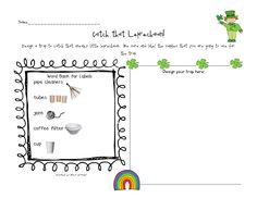 Sprinkles to Kindergarten!: St. Patrick's Day Linky Party