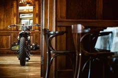 Stunning Sigrid: A most unusual BMW from Titan Motorcycle Workshop, Motorcycle Companies, Custom Bikes, Austria, Art Nouveau, Photo And Video, Coffeehouse, Design, Vintage Bikes