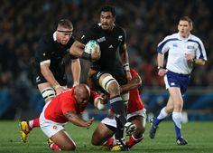 New Zealand v Tonga - IRB RWC 2011 Match 1