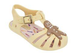 6fabbadaae2 Aranha Gingerman T-Strap Flat from Mini Melissa Girls  Shoes on Gilt. Shopping  Mueller Curitiba