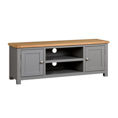 TV Stands | Oak, Solid Wood and White TV Stands | The Cotswold Company