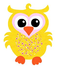 Uil muursticker Owl Pictures, Cute Owl, Girl Scouts, Paper Dolls, Deco, Coloring Pages, Stencils, Pikachu, Patches