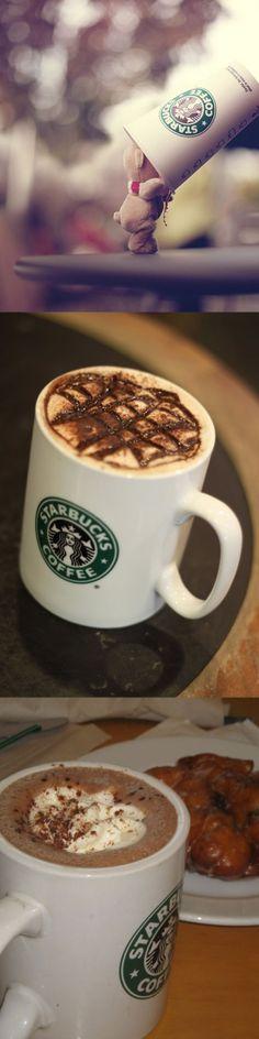 Starbucks Hot Chocolate, Starbucks