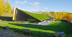 Valdres Folkemuseum i Fagernes.