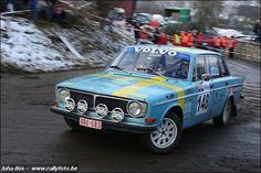 Volvo 144S Rally Car
