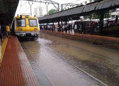 A Foot Over Bridge collapsed at 9:20 am today (03/07/2018) in Andheri. Mumbai rains live updates: Andheri bridge collapses in Mumbai
